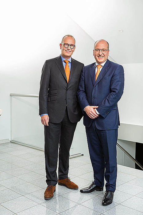 In the meantime, the bothers Arnulf and Olaf Piepenbrock are the fourth generation to lead the family company.
